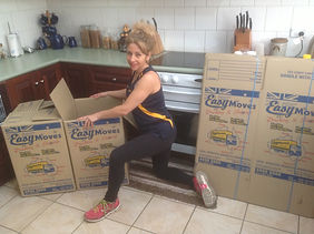 packing boxes used geebug, virginia