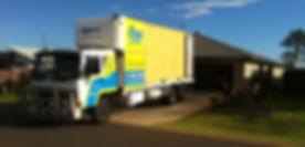 houseremovalist truck