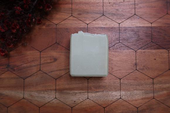 Melaleuca Essential Oil soap.
