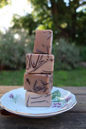Chocolate Chunks soap packs.