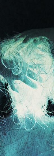 Autoportrait «Cacher son cri»