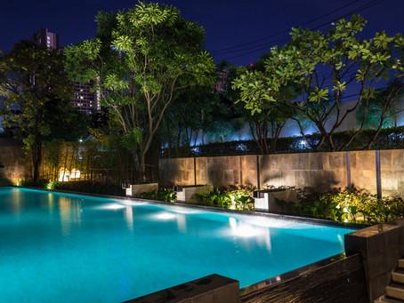 Swimming Pool Lighting Options