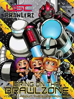 USC Brawlerz eBook & Audiobook: Bring On the Brawlzone