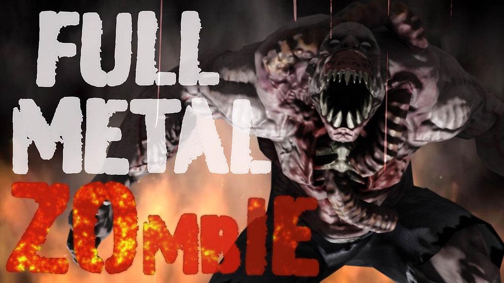 Full Metal Zombie.