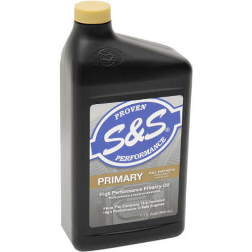 S&S High-Performance Full-Synthetic Primary Oil 1 Quart