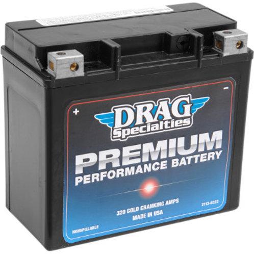 Drag Specialties Premium Performance Battery GYZ20H