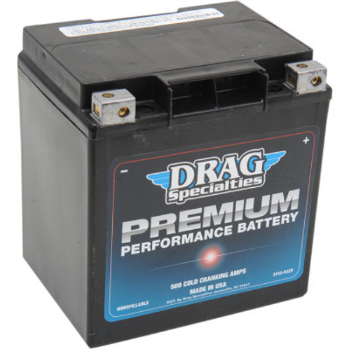 Drag Specialties Premium Performance Battery GYZ32HL