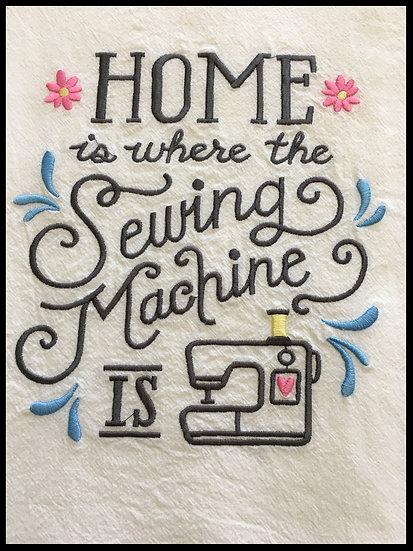 Home Sewing Machine