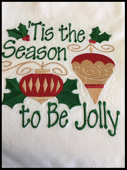 To Be Jolly