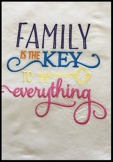 Family is the Key