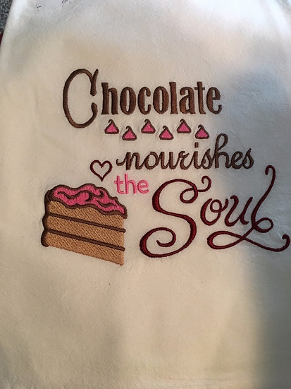 Chocolate Nourishes The Soul