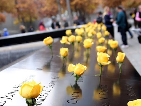 Our hearts are saddened as we reflect on the events that occurred on this day 17 years ago. Lifting