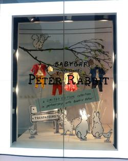 Gap Peter Rabbit
