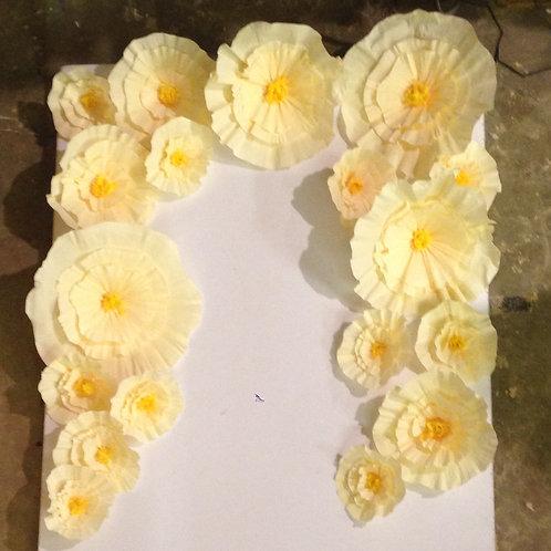 Flower Wall Arch