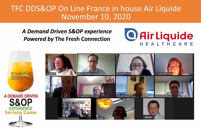 20201110 TFC DDS&OP On Line France in ho