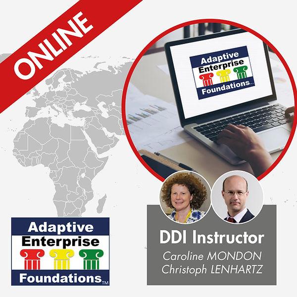 event aef adaptive enterprise foundation