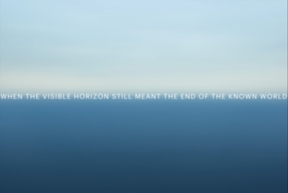 Michele_Spanghero When the Visible Horizon Still Meant the End of the Known World  copy.jp