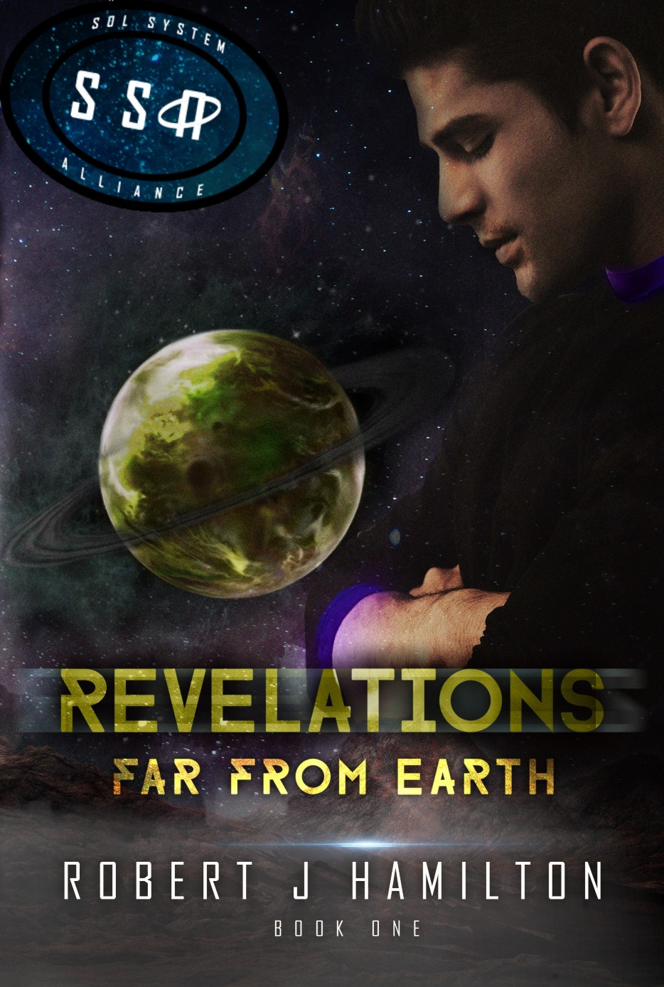 Buy the first book, Revelations - Far From Earth from Amazon