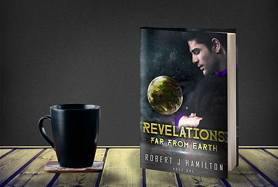 Revelations Science Fiction Book