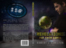 Book cover for Science Fiction Book Revelations - Far From Earth