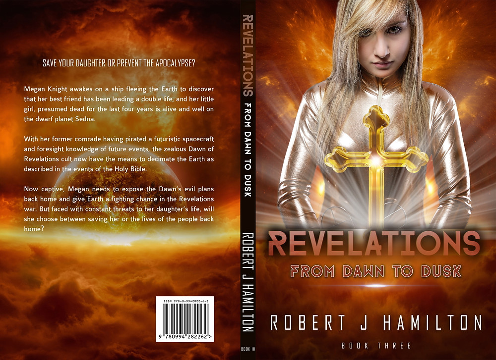 Revelations - From Dawn to Dusk book cover
