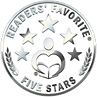 Readers Favorite Five Stars Medal