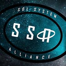 Emblem for the Sol System Alliance