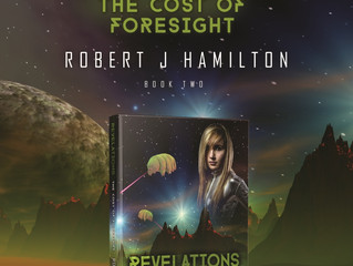 The Cost of Foresight available for pre-order!