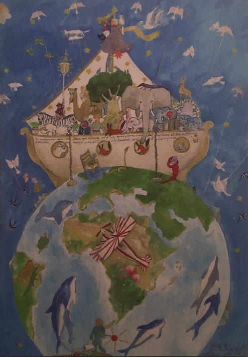 Carte Arche 4