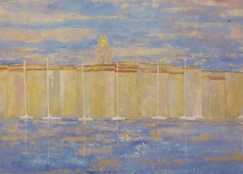 Carte Saint-Tropez 9