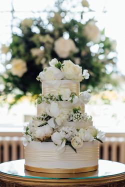 Wedding Cake Splendour