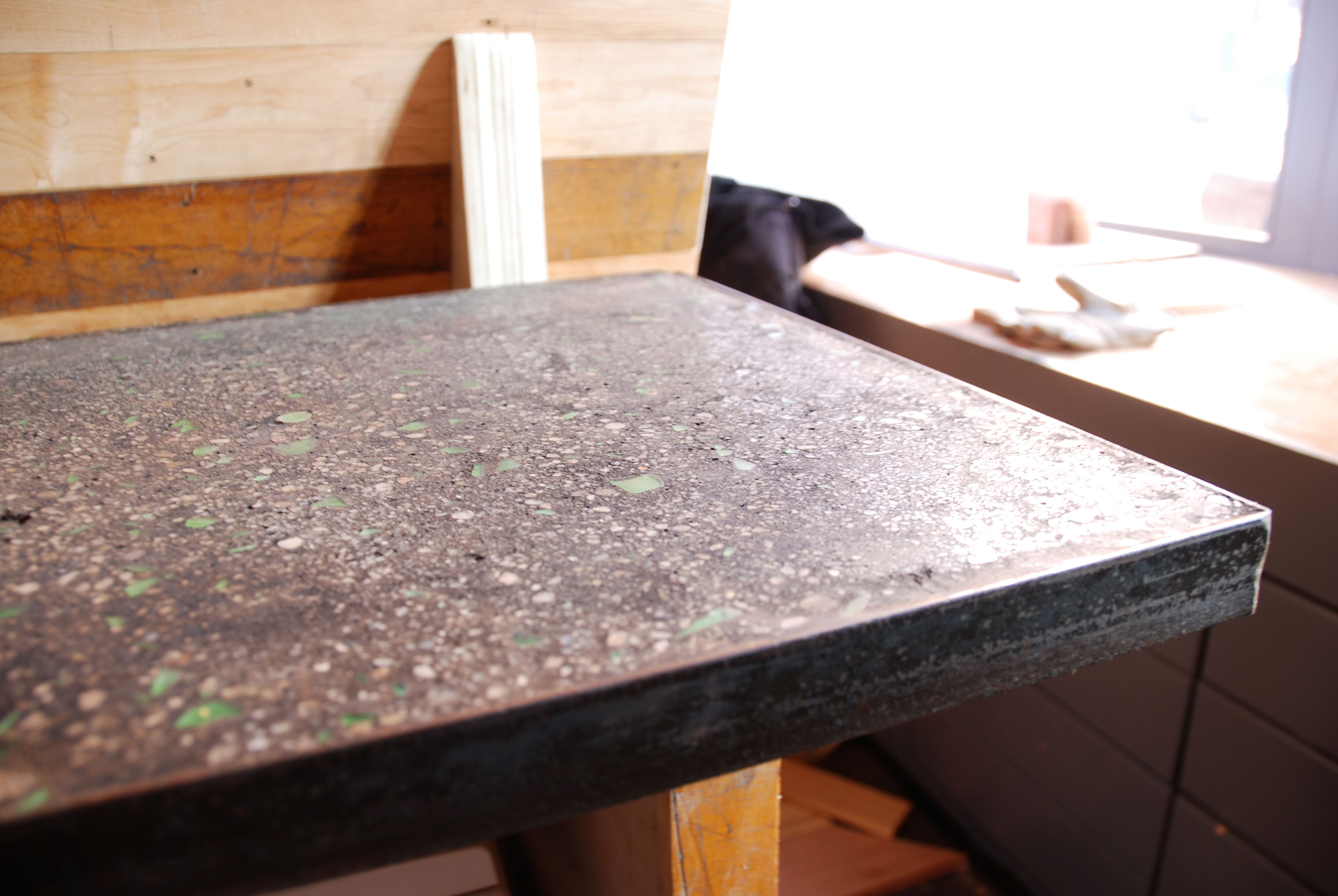 Front Desk - Back View