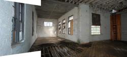 Upper Level After Demolition