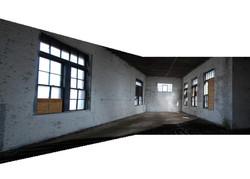 Lower Level After Demolition