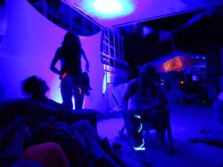 Lounge Area backlight