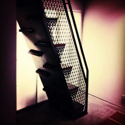 Custom Alternating Tread Stair