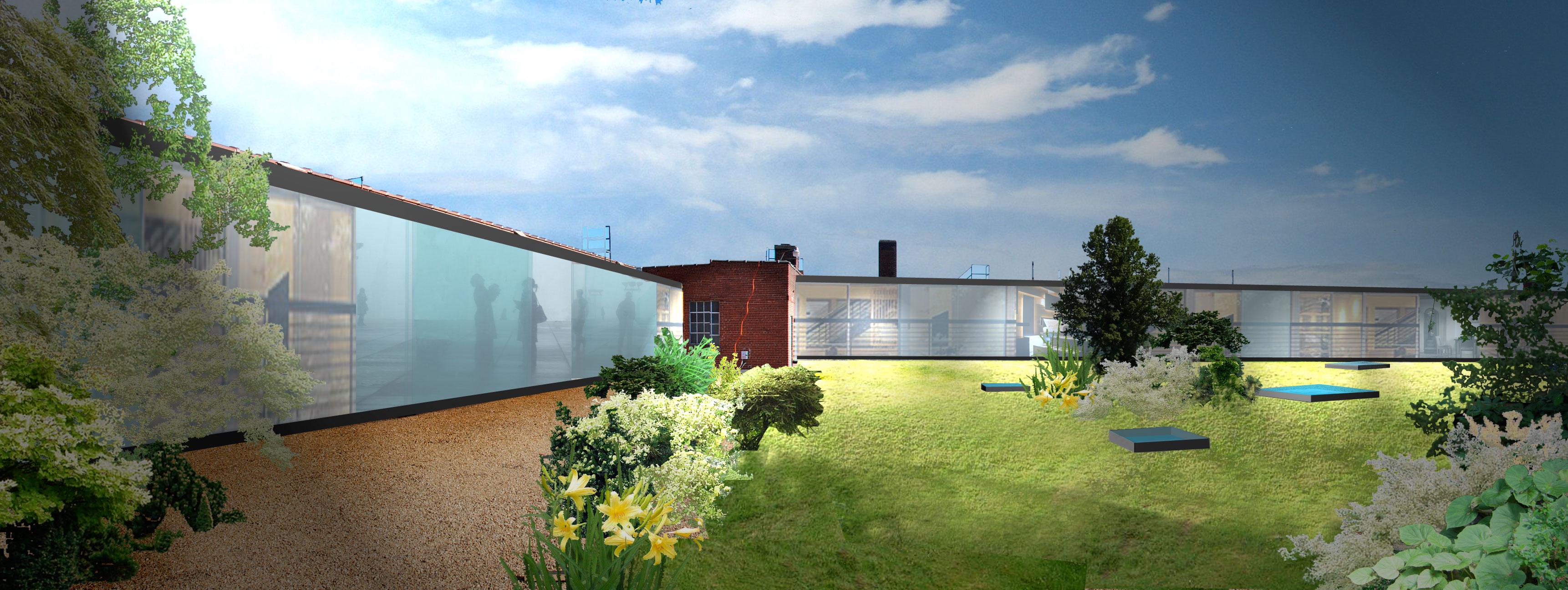 3031 Roof Garden