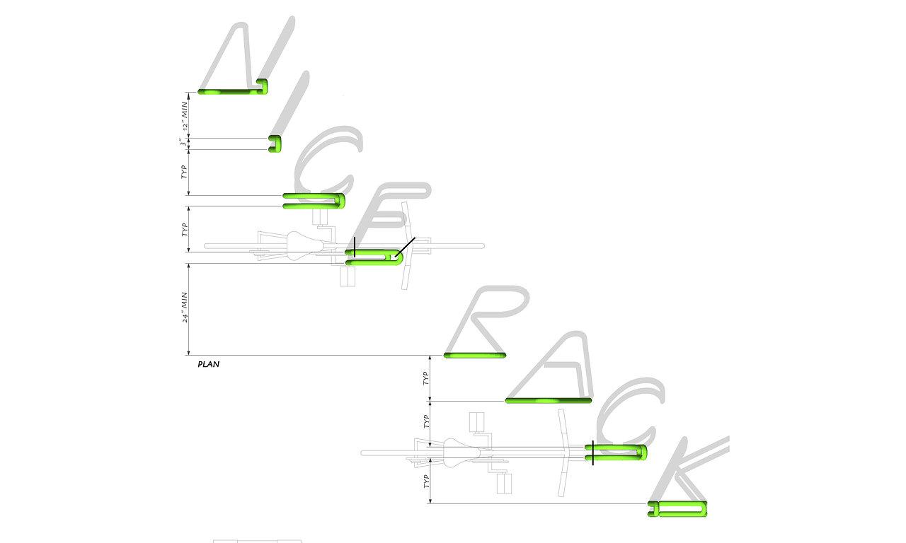 Bike Rack Plan