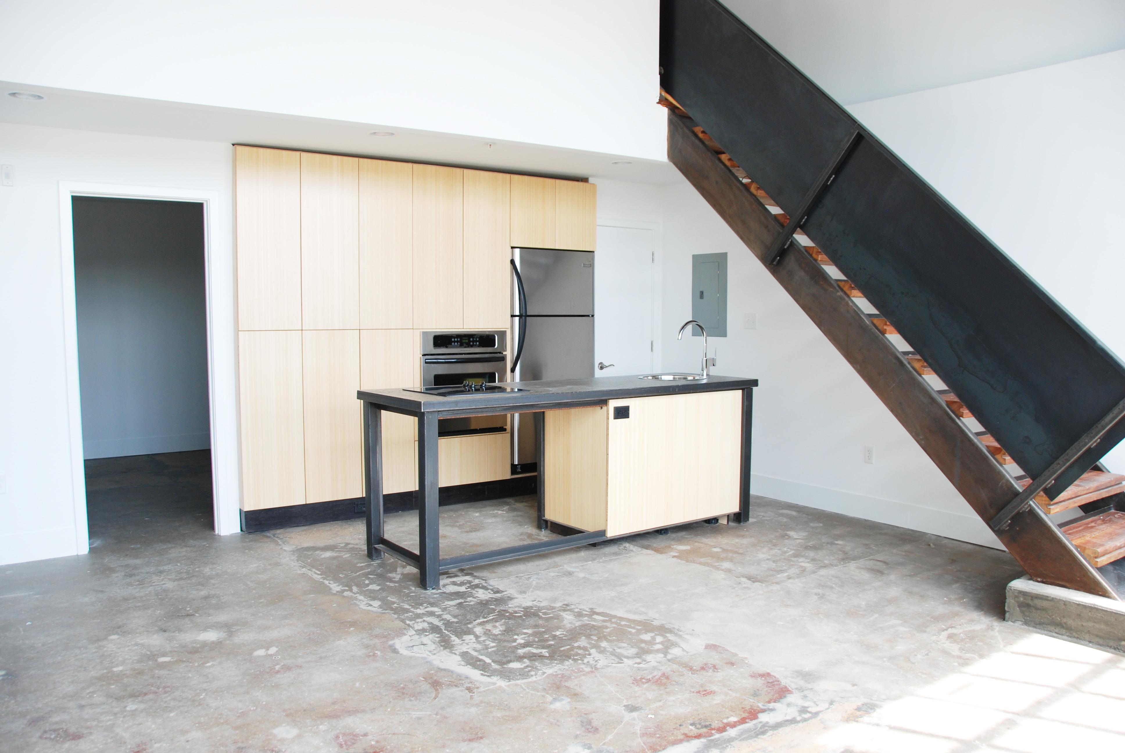 1620 Lower Level Kitchen