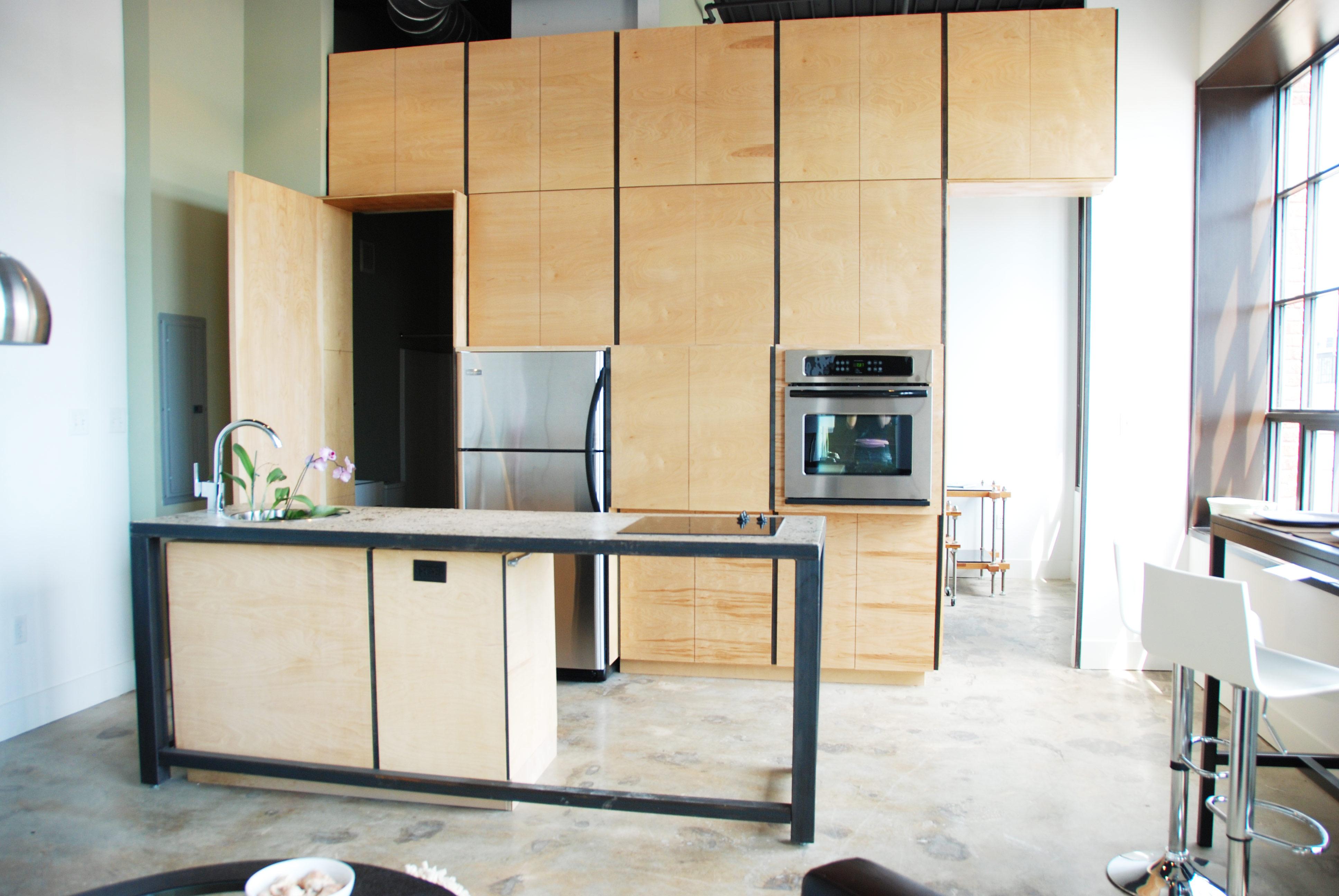 1620 Upper Floor Kitchen
