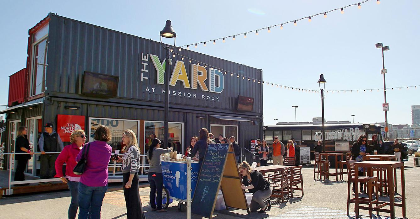 Food Truck Courtyard