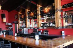 Interior Smoking Bar