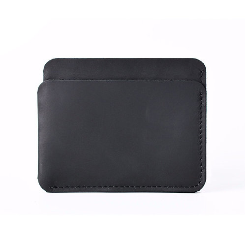 Sole Card Holder ( Premium Calf Leather )