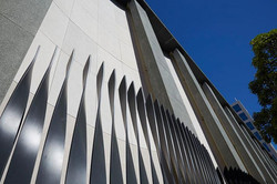 New Uplit Architectural Fence