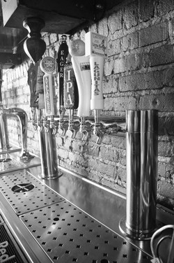 A few of Many Beer Taps