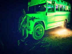 Linear RGB LED Uplighting Bus