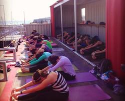 The Giant Steps Yoga