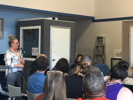 Juvenile Probation Commission Meeting & Juvenile Hall Closure