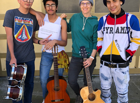 Volunteer Spotlight with Local Singer-Songwriter Rachel Garlin