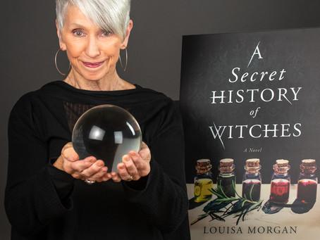 A Glimpse at the Secrets of Louisa Morgan